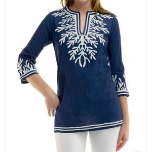 Gretchen Scott Reef Tunic